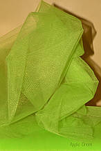 Фатин американский мягкий Apple Green