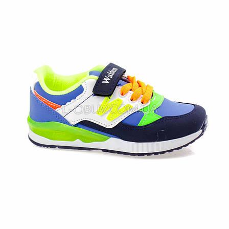 Кросівки темно-сині 226-9, фото 2