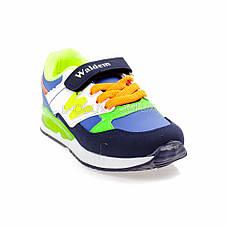 Кросівки темно-сині 226-9, фото 3