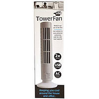 Портативный вентилятор 2 speed Usb Tower fan, usb вентилятор охлаждения