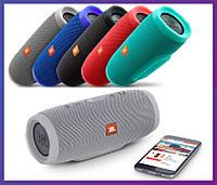 Влагозащитная беспроводная Bluetooth колонка JBL Charge 3 | 20 Вт | 4.1