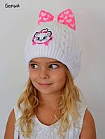 Шапочка детская Мари шапка размер 48 (зимняя)