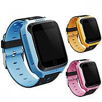 Детские умные GPS часы Smart Baby Watch  T7 (GW500S, G100, GM11) с фонариком и камерой