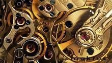 Часы механика мужские
