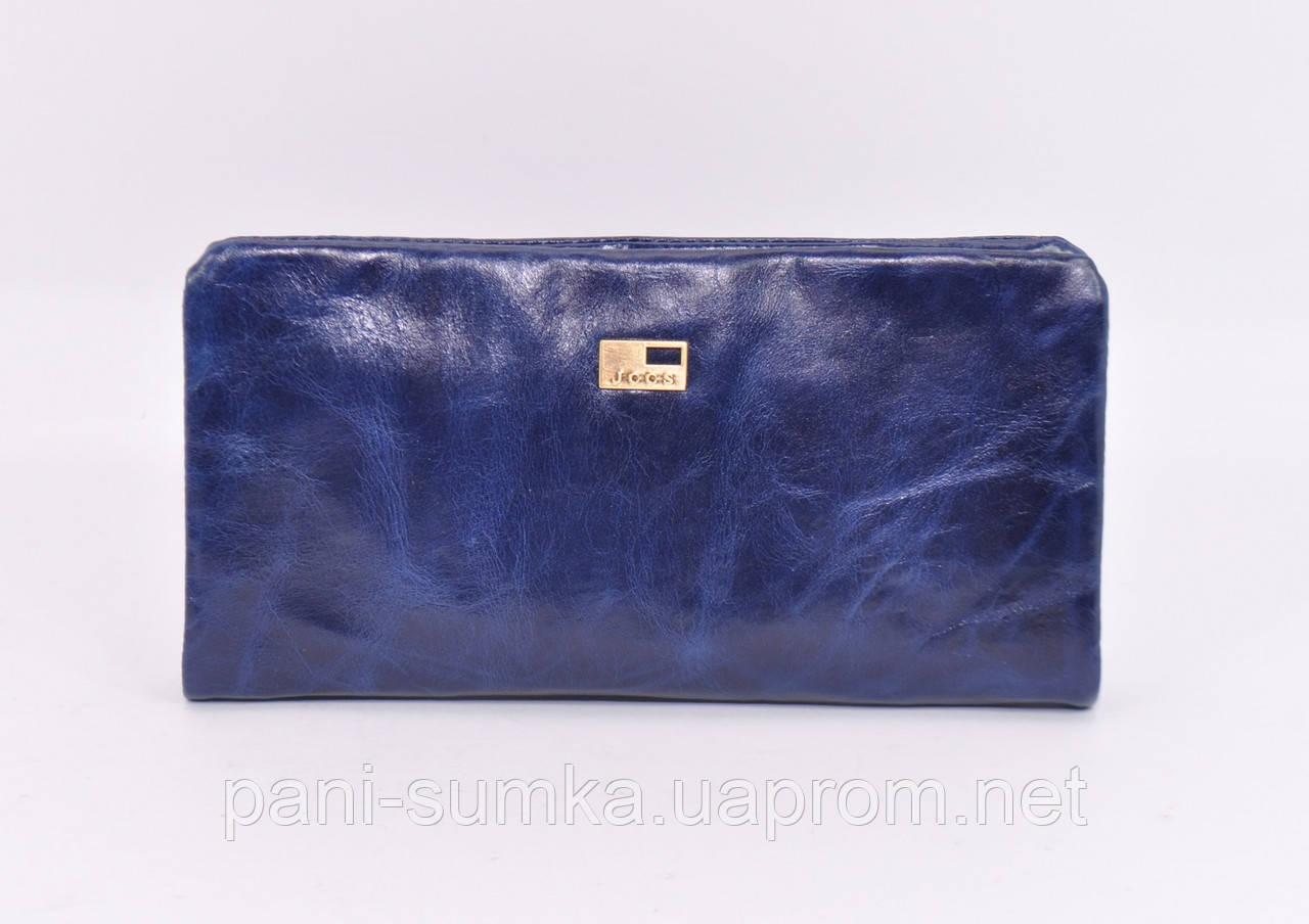 Жіночий гаманець JCCS 1089 синій, забарвлення