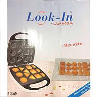 Вафельница Look In от Lamacom, вафельница электрическая