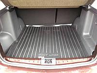 Килим багажника Renault Duster 2010+ р. в. 2WD Рено Дастер
