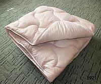 Одеяло полушерстяное(овечья шерсть + синтепон)205х215в чехле из микрофибры