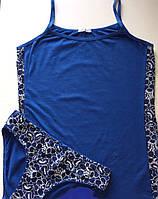 Комплект нижнего белья, майка, трусики, трусики-слип, Jadea Chic 4633, Италия