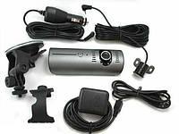 Автомобильный видеорегистратор DVR 990, выносная камера