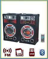 Колонки музыкальные FM-610\Bluetooth акустика