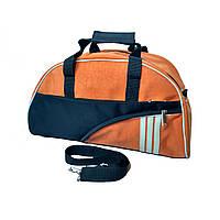 Женская сумка для спорта, 28*43*15 см, оранж