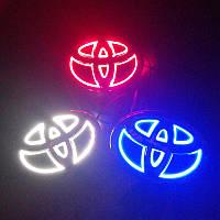 Дверной логотип LED LOGO 001 TOYOTA, светодиодный логотип