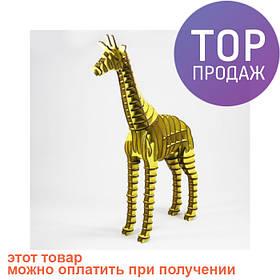 3D пазл Жираф / Оригинальные подарки