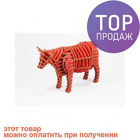 3D пазл Корова / Оригинальные подарки