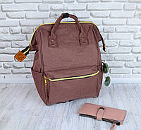 Сумка-рюкзак Flure Brown