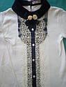 Гольф нарядный на девочку Мирослава Размеры 140, 146, фото 2