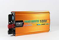 Преобразователь AC/DC SSK 1000W 24V, преобразователь электричества 24в 220в, преобразователь для авто