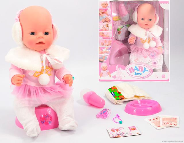 Кукла пупс Baby Born 010