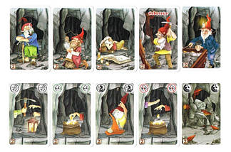 Настольная игра Саботер (Гномы вредители, Saboteur), фото 3