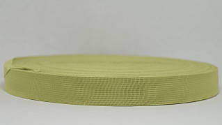 Тесьма окантовочная  23 мм 2п Салатовый