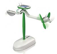 Игрушка - трансформер на солнечных батарейках Solar Transformer 6 in 1