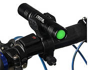 Велосипедное крепление (поворотное) для фонарей KK-03