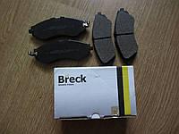 Передние тормозные колодки BRECK 23234 00 701 10