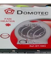 Тепловентилятор Domotec DT-1603