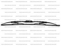 Дворник Peugeot 1007
