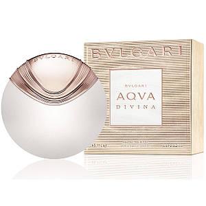 Bvlgari Aqva Divina туалетная вода 65 ml. (Булгари Аква Дивина)