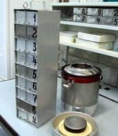 Оборудование для криохранилищ и криобанков.