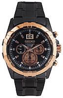 Часы Seiko Lord SPC192P1 хронограф Quartz 7T04