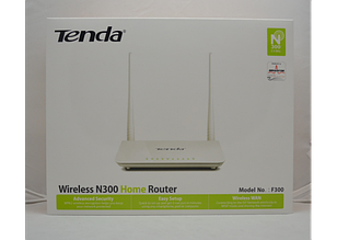 Wi-Fi роутер Tenda F300