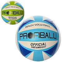 Мяч волейбольный EN 3255 Profiball
