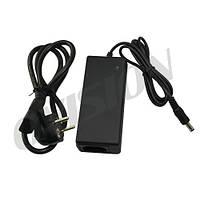 Сетевой адаптер 12V 4A T Пластик + кабель(разъём 5.5*2.5),блок питания, зарядное устройство
