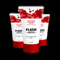 FLASH EXTRA - Возбуждающий гель, Флеш Екстра крем для возбуждения желания, возбуждающее средство для секса