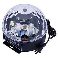 Светодиодный диско шар LASER XXB 01/M6 + BT