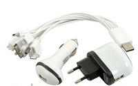 Универсальный портативный адаптер MOBI CHARGER 5G 14in1, зарядное устройство