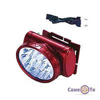 Налобный фонарь LED YJ 1898