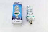 Светодиодная лампа LED UKC 220V 12W E27 Спиральная