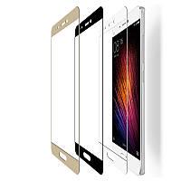 Защитное стекло Premium Tempered Glass Full Screen для Xiaomi Mi5 Белое, фото 1