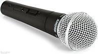 Вокальный микрофон SHURE SM58. Высокое качество. Практичный и удобный микрофон. Купить онлайн. Код: КДН2131