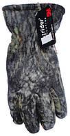 Перчатки мужские 1121 с мехом охота и рыбалка (зима)