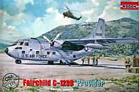 1:72 Сборная модель самолета C-123B 'Provider', Roden 056