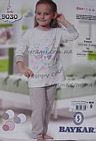 Турецкие детские пижамы с брюками