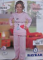 Пижама для девочек с брюками