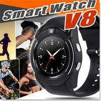 Smart часы V8 умные часы для стильных и спортивных людей. Высокое качество. Практичная модель. Код: КДН2137