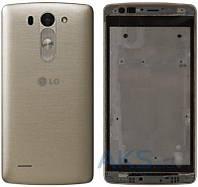 Корпус LG D724 G3s Gold
