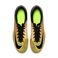 Детские футбольные бутсы Nike Mercurial Vortex III FG 831969-801 ef0aec8f0bf13
